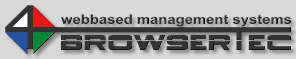 BROWSERTEC :: webbased management systems :: Content Management > Produkte > Module > Inhalte verwalten